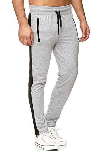 Tazzio Uomo Pantaloni Slim Tazzio Uomo Pantaloni Slim Grau RrRqwg1p