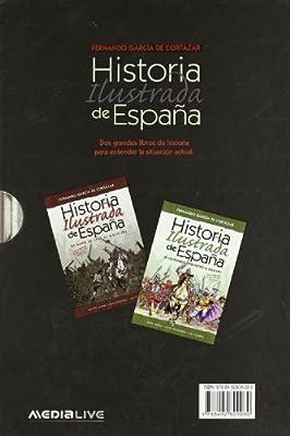 Historia ilustrada de España pack Cenit medialive: Amazon.es: Garcia De Cortazar, Fernando: Libros