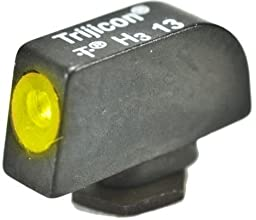 Trijicon For Glock Hd Yellow Outline Front Sight Only