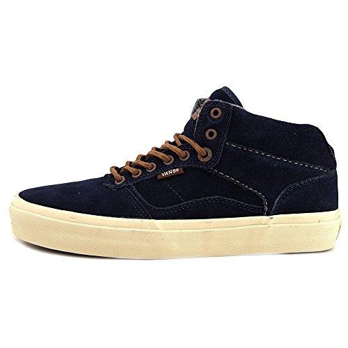 Vans Bedford Men US 7 Blue Sneakers PUcYPREat