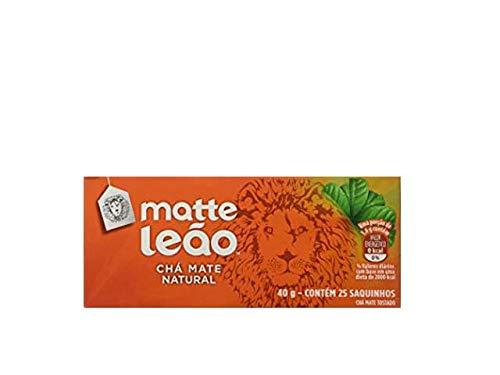 Bolsas de té sabor yerba mate. Matte Leao x 25.: Amazon.es ...