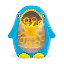 Munchkin Bath Fun Bubble Blower, Blue/Yellow/White