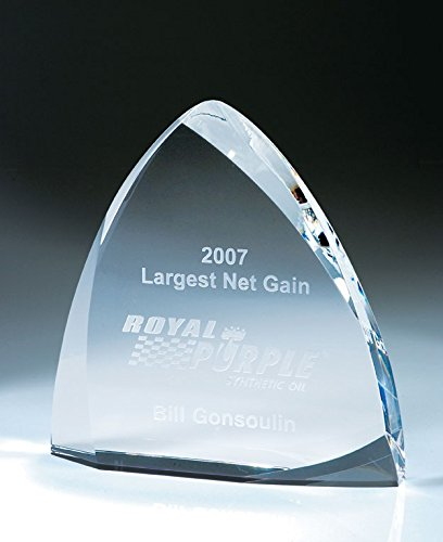 Optical Crystal Peak Award - 4