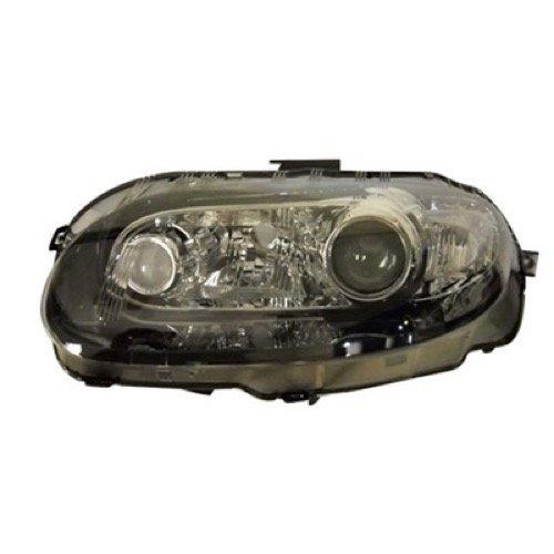 Mazda 5 Headlight Parts Diagram: Mazda MX-5 OEM Headlight, OEM Headlight For Mazda MX-5