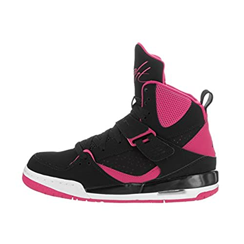 newest collection 5b1e5 8dc70 Nike Jordan Flight 45 High Ip GG, Espadrilles de Basket-Ball Fille