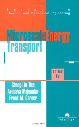 Pdf Engineering Microscale Energy Transport (Series in Chemical and Mechanical Engineering)