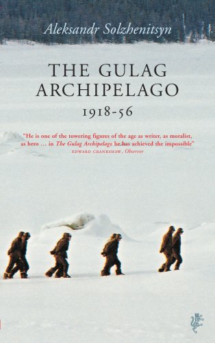 The Gulag Archipelago cover