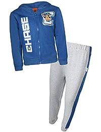 Paw Patrol Boys 2-Piece Fleece Zip-up Hoodie Jogger Set (Toddler/Little Kid)
