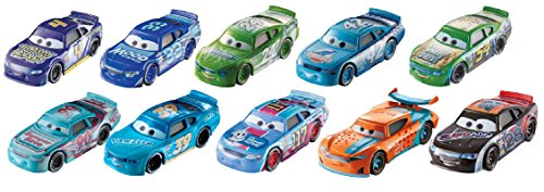 Disney/Pixar Cars Die-cast Old Generation Vehicles, 10-Pack JungleDealsBlog.com