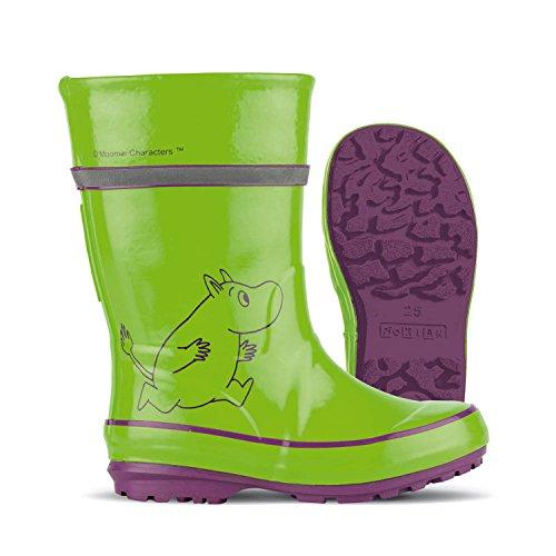 caoutchouc Nokian 775 Enfant Moumines Vert Lime Bottes en Footwear qq1wxAZUS