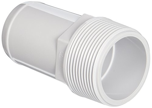 Hayward SPX1091Z4 Hose Male Smooth Adapter Replacement for Hayward Automatic Skimmers and (Hayward Bag)
