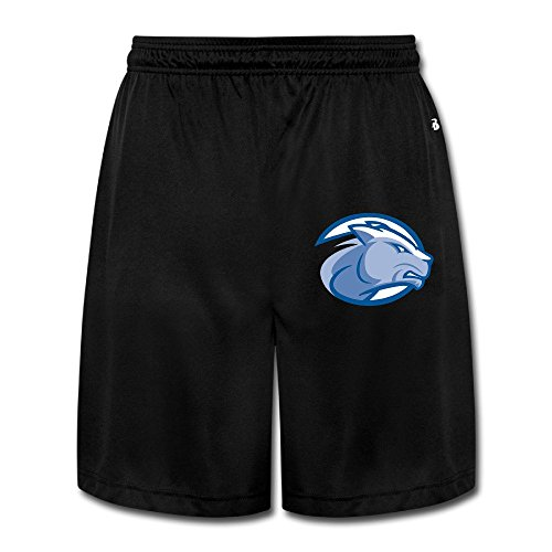 Wheaton Logo Performance Shorts Sweatpants Men's Short Running - Md Wheaton