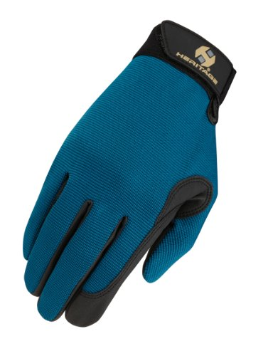 Heritage Performance Gloves, Blue Ridge, Size 09