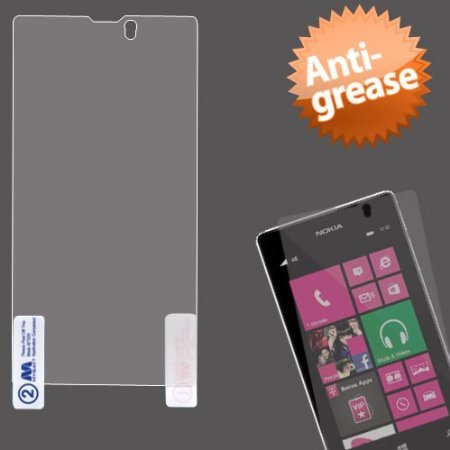 (Issmor - MYBAT NK521LCDSCPR21 Anti Glare, Anti Scratch, Anti Fingerprint Screen Protector for the Nokia Lumia 521 - Retail...)