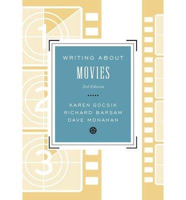 [(Writing About Movies )] [Author: Karen M. Gocsik] [Jan-2013]
