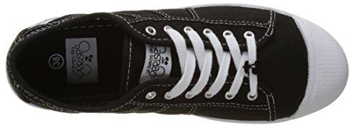 Le Temps des CerisesBasic 02 - botas de caño bajo Mujer Noir (Black)