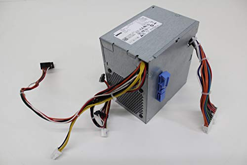 Dell M360N 305w Power Supply PSU for Select Optiplex Desktops (Certified Refurbished) (320 Optiplex Dell Tower Mini)