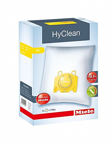 Miele 10123260 HyClean Vacuum Cleaner Bag from Miele