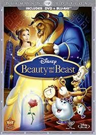 Cover Image for 'Beauty and the Beast (Three-Disc Diamond Edition)'