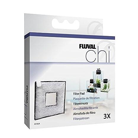 Fluval Carga de Carbon Chi II, 3 Unidades: Amazon.es: Productos para mascotas