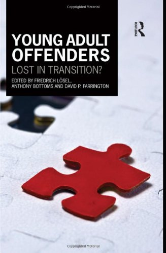 Young Adult Offenders: Lost in Transition? (Cambridge Criminal Justice Series)