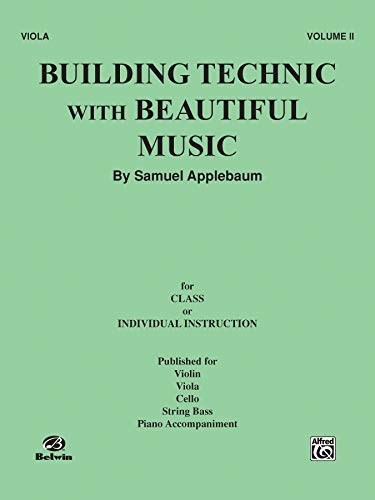 Building Technique with Beautiful Music: -