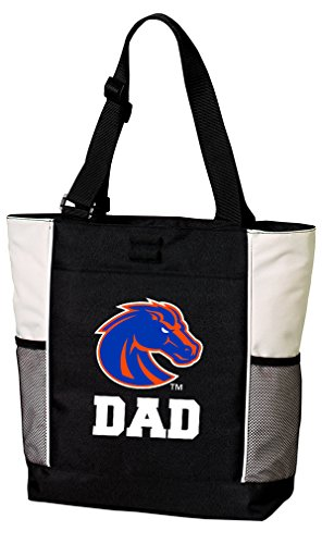 (Broad Bay Boise State University Dad Tote Bags Boise State Dad Totes Beach Pool Or Travel)