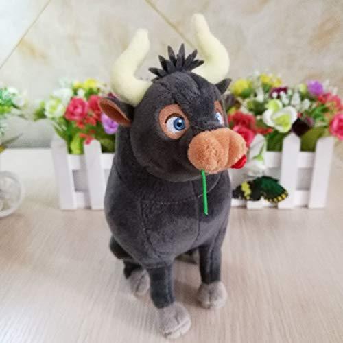 WATOP Stuffed Animals - Teddy Bears| Ferdinand Bull dos Cuatro Lupe Goat ty Beanie Babies 1pc 18cm Plush Toys Stuffed Animals Kids Toys Gift
