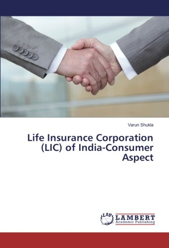 Life Insurance Corporation (LIC) of India-Consumer Aspect