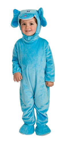 [Rubies Blue's Clues Child Costume, Small] (Blues Clues Costumes Toddler)