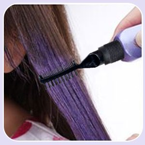 Elera color temporal para pelo. Tinte instantáneo de pelo a base de plantas, con toque profesional.: Amazon.es: Belleza