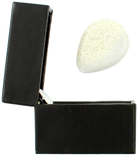 Jewel Tones - White Opal - Individual Plectrum in a Gift ()