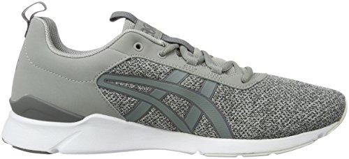 Adulto Unisex Runner Grey Grigio Grey Sneaker light lyte light Gel Asics RwIOqxXFO