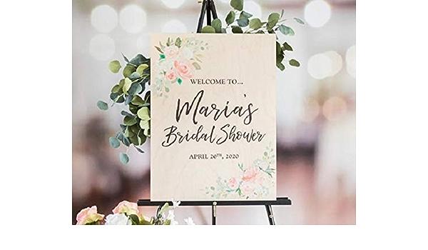 shower Bridal Brunch Sign Bridal Shower decoration Bridal Shower sign Bridal Tea Sign Bridal Shower Welcome Sign Shower Welcome sign