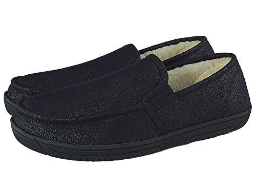 Response - Zapatillas de estar por casa para hombre Black New