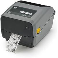 Zebra Technologies ZD42042-C01W01EZ Series ZD420 Thermal Transfer Desktop Printer, Standard Model, 203 DPI, 802.11AC and Bluetooth 4.1 Connectivity