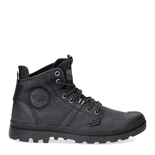 Palladium Pallaguide Black Leather Compras Fresco 03rkdeC