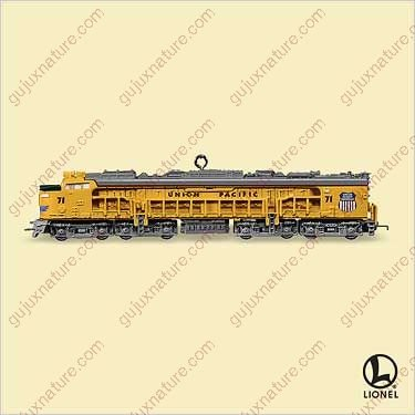 LIONEL #11 - UNION PACIFIC 2006 Hallmark Ornament ()