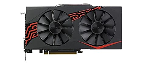 Asus Mining RX470-4G-LED - Placa Grafica AMD de 4 GB, GDDR5 (7000 MHz), 256 bit, Engine Clock: 1206/926