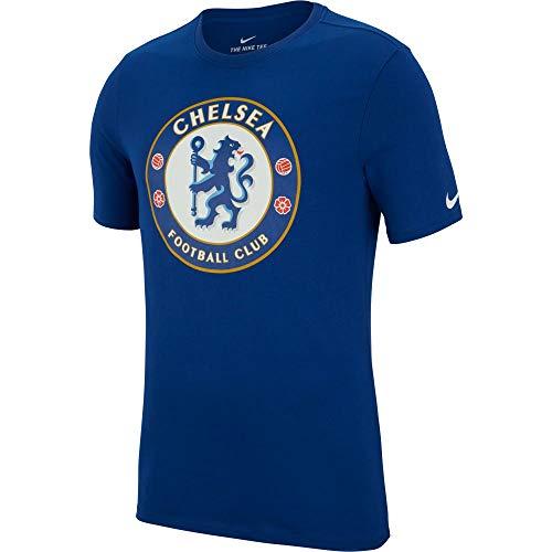 Chelsea Crest Tee 2018/2019 – Blue – DiZiSports Store