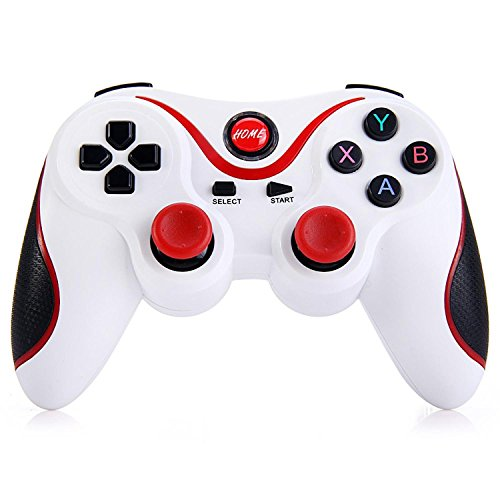 Chliste T3 Bluetooth Wireless Game Gamepad Gaming Controller for Android Phone/Smart Phones/Tablets/TVs/TV -