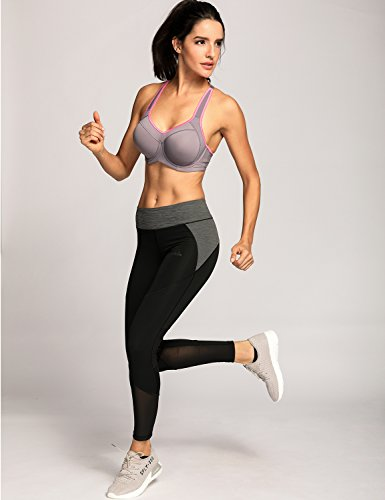 SYROKAN-Womens-Full-Support-Racerback-Lightly-Lined-Underwire-Sports-Bra