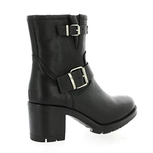 Pao Noir Noir Boots Noir Boots Cuir Pao Noir Noir Boots Pao Cuir Noir Cuir Pao Boots Ar5AwqTn
