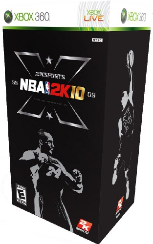 NBA 2K10 Anniversary Edition -Xbox 360 by 2K
