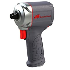 Built on Ingersoll Rand 100 year Legacy developing industry leading tools, you can always rely on the 15QMAX. This ultra-compact impact tool has been rigorously tested, beaten up, dropped and pushed to the limits to make sure it lasts twice a...
