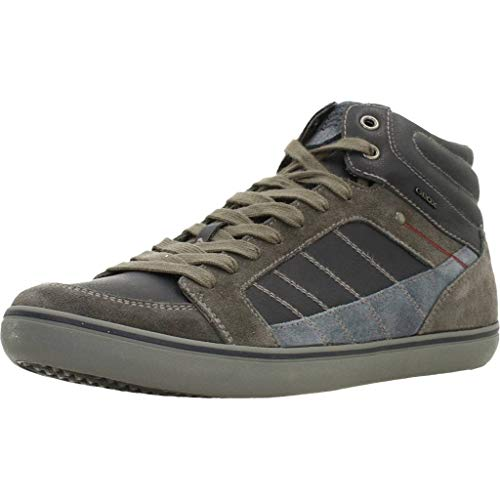 U Box Homme Geox Hautes Sneakers G Navy Zgdq5wq