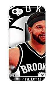 6 4.7 Scratch-proof Protection Case Cover For Iphone/ Hot Brooklyn Nets Nba Basketball (21) Phone Case