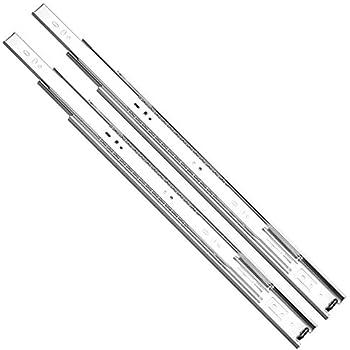 Shop Fox D3030 16 Inch Full Ext Drawer Slide 100 Pound