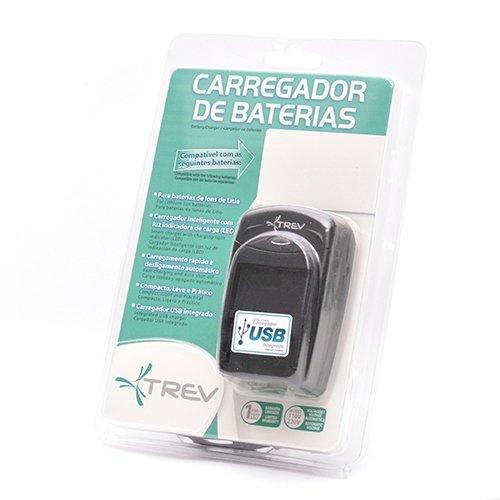 Carregador De Baterias Contour Bp-Co, Trev, Cbl132