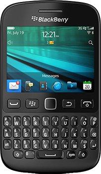 bolsa del cinturón / funda para Blackberry 9720, negro | caja del teléfono cubierta protectora bolso - K-S-Trade (TM)